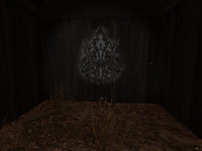 Ornate symbol