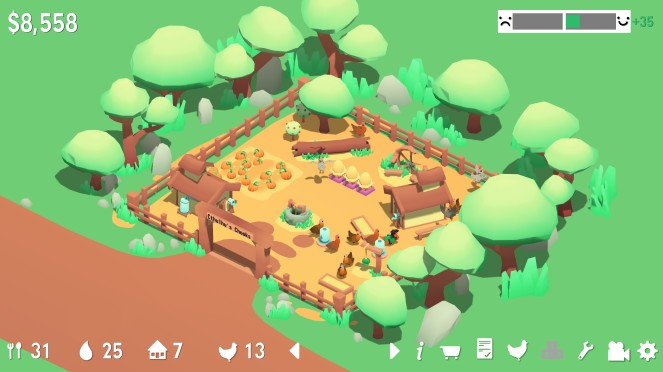 Early game ranch