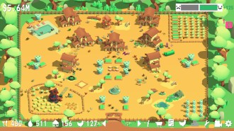 Late game ranch