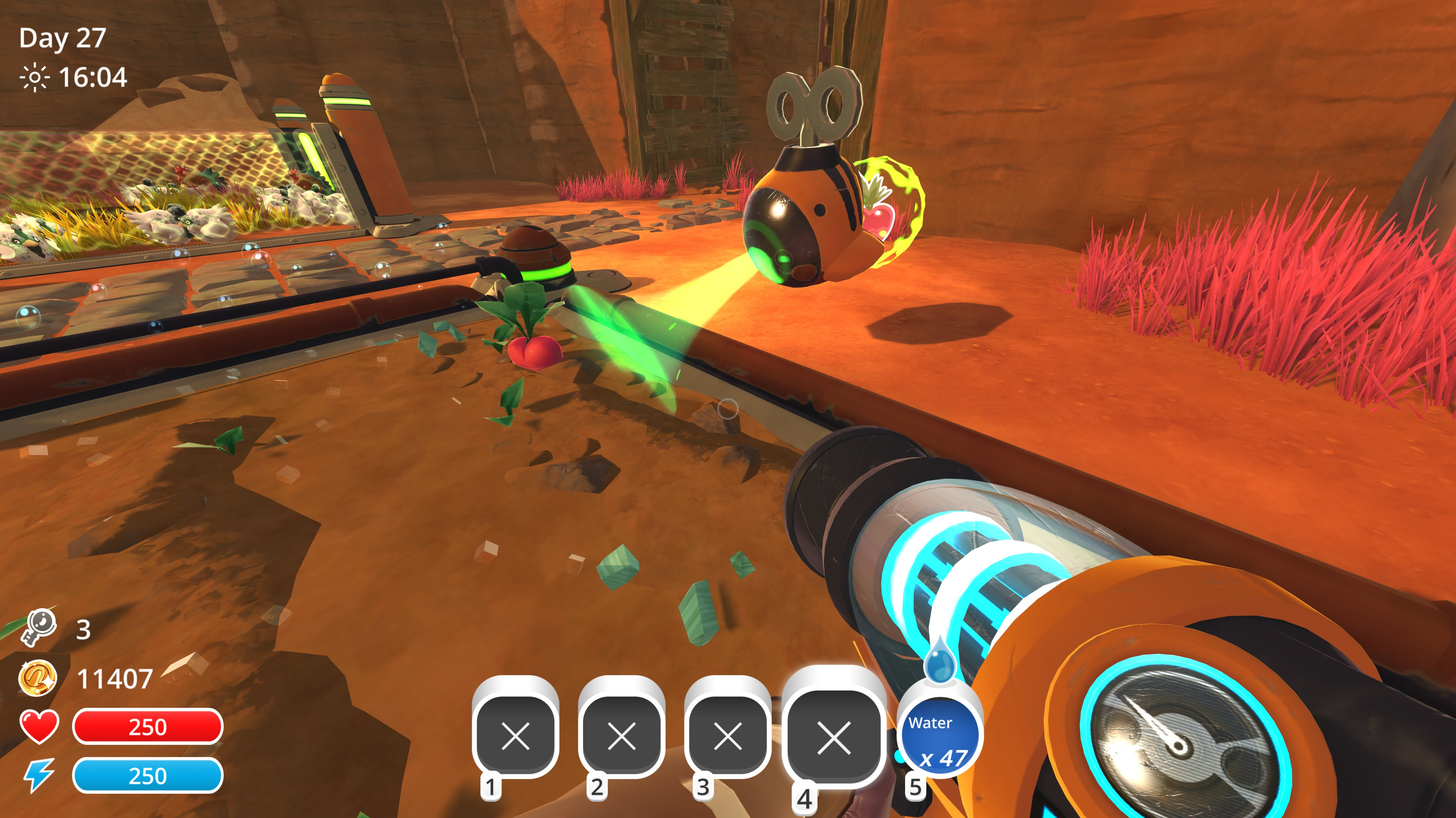 Steam Game Review – Slime Rancher | Cthulhu's Critiques