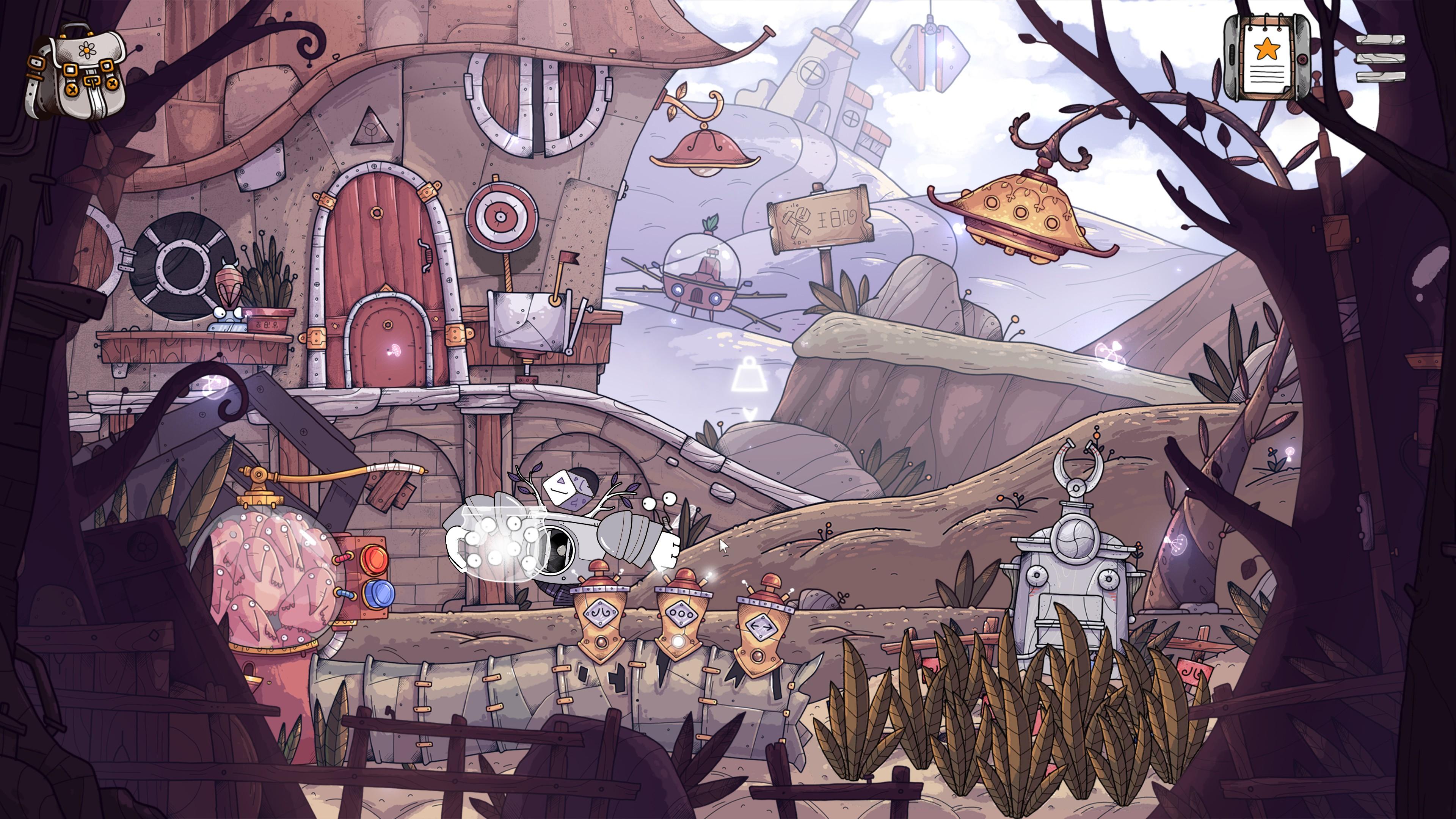 TOHU game screenshot.