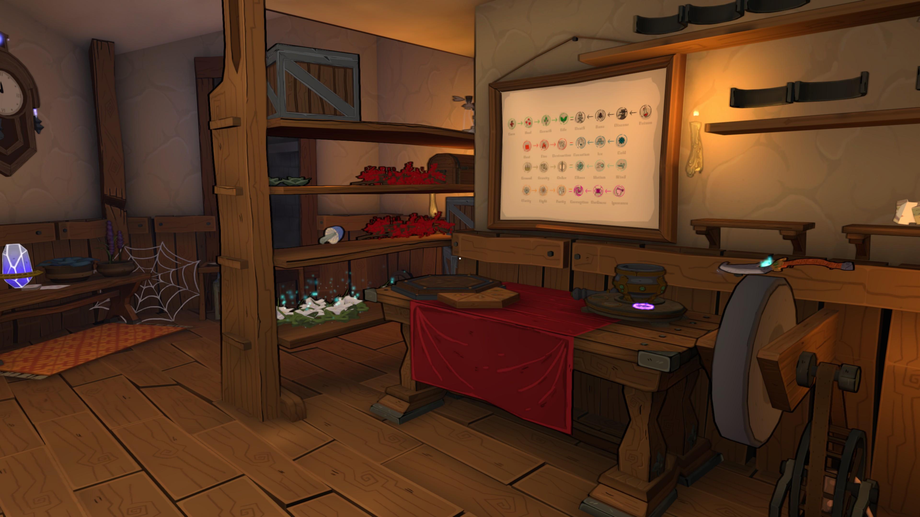 Alchemist Simulator game screenshot.