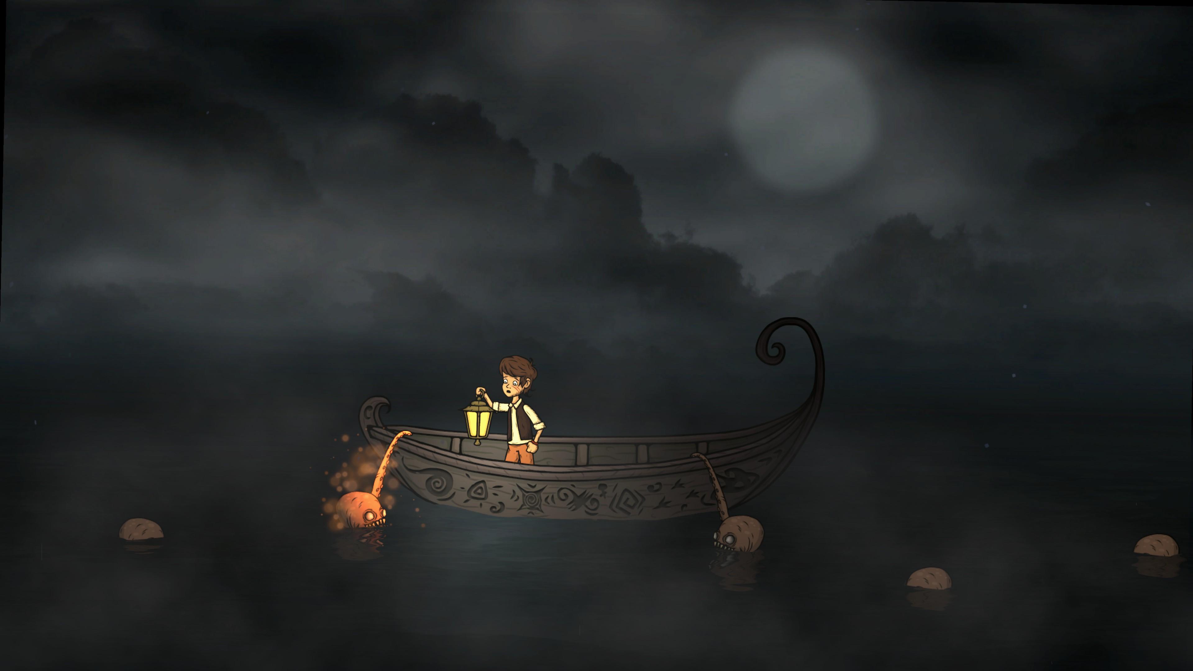 Creepy Tale 2 game screenshot.