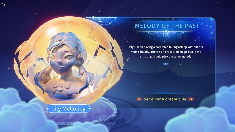 Dream Catcher  Prologue game screenshot.
