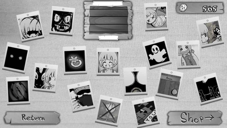 No Ghost in Stay Home game screenshot.