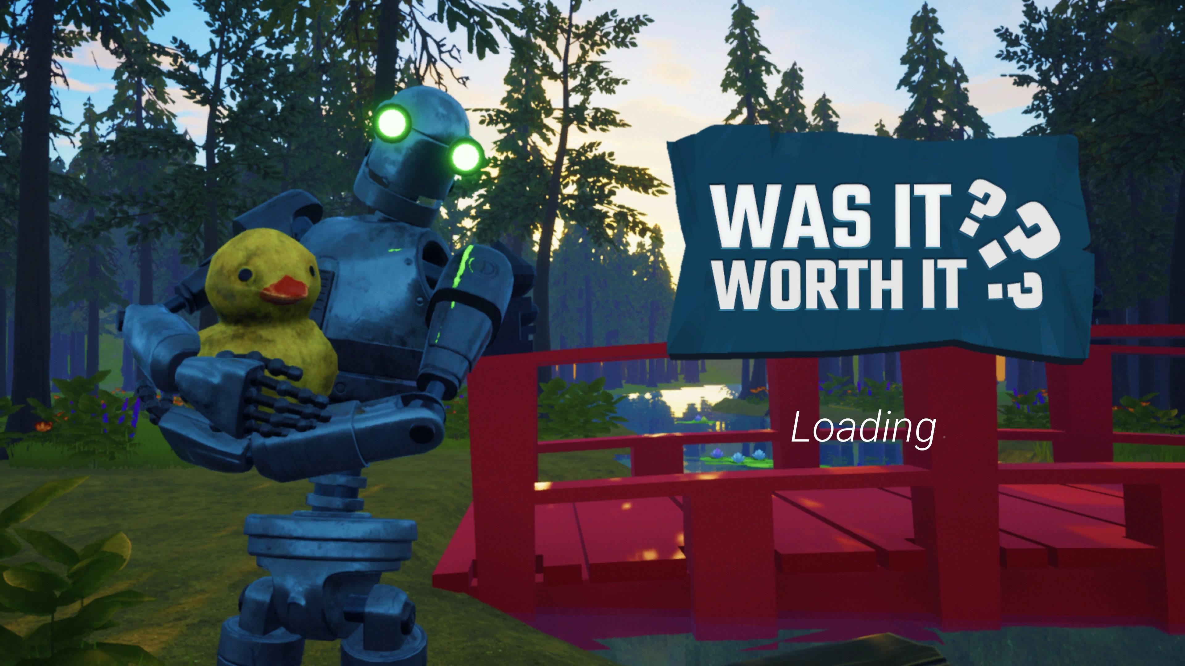 Was It Worth It  game screenshot.